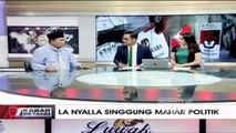 Debat Panas Waketum Gerindra dan Faizal Assegaf Soal Mahar Politik La Nyalla