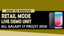 Bypass & Remove Retail Mode/Live demo unit with Just 1 Apk