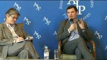 Conférence de presse de Benoist Apparu, député de la Marne et Ancien Ministre - Mercredi 14 décembre 2016