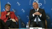 Conférence de presse de M. Michel Sapin, ministre des finances et des comptes publics - Mercredi 27 avril 2016