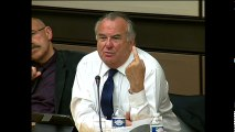 Lutte contre le terrorisme : M. Jean-Jacques Urvoas, ministre de la Justice ; M. Jean-Yves Le Drian, ministre de la Défense - Mercredi 1 juin 2016
