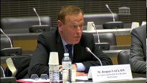 Lutte contre le terrorisme : Table ronde réunissant des représentants de syndicats de la presse ; Table ronde réunissant des représentants de médias audiovisuels  - Lundi 25 avril 2016