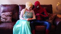 Frozen Elsa PANCAKE ART CHALLENGE! w  Spiderman Joker Fairy Godmother Fun Superhero in real life IRL | Superheroes | Spiderman | Superman | Frozen Elsa | Joker