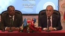Türkiye ve Somali Arasında 'Balıkçılık ve Kültür Balıkçılığı Mutabakat Zaptı' İmzalandı