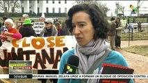 teleSUR noticias. Argentina: demandan libertad de presos políticos