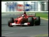 GP Australia, Melbourne 2000 Ritiro Hakkinen