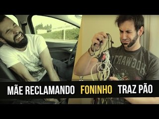 MÃE RECLAMANDO, FONINHO E TRAZ PÃO | #rapidinhasnasarjeta 08
