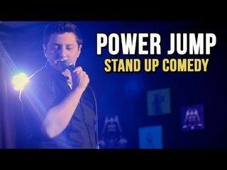 POWER JUMP - STAND UP COMEDY | João Valio