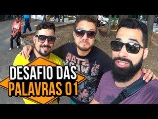 DESAFIO DAS PALAVRAS 01 | Na Sarjeta