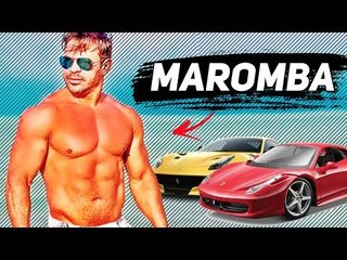 UM SERTANEJO MAROMBEIRO - EDUARDO COSTA #1