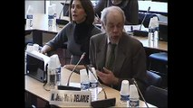 Audition de M. Jean-Marie Delarue, contr. gl des lieux de privation de liberté - Jeudi 21 février 2013