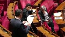 1ère séance : Questions orales sans débat - Mardi 12 décembre 2017