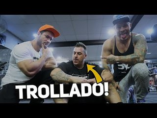 TOGURO E REY TROLLANDO O MAURÍCIO