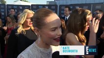 Kate Bosworth Talks Inclusivity in Hollywood at 2018 CCAs  E! Live from the Red Carpet