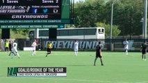 Patriot League men's soccer major awards announced Monday