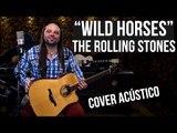 The Rolling Stones - Wild Horses (cover acústico)