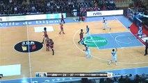 Pro A - J16 : Dijon vs Strasbourg