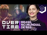 BRASIL NA FINAL DO RAINBOW SIX SIEGE, MUDANÇAS NO LOL, CONCURSO PARA CASTER - Overtime
