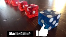 Dice Stacking Trick Shots 2   That's Amazing