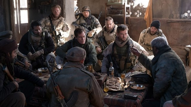 12 Strong 123 gomovies 2018 | 800mb 1080p HD Streaming
