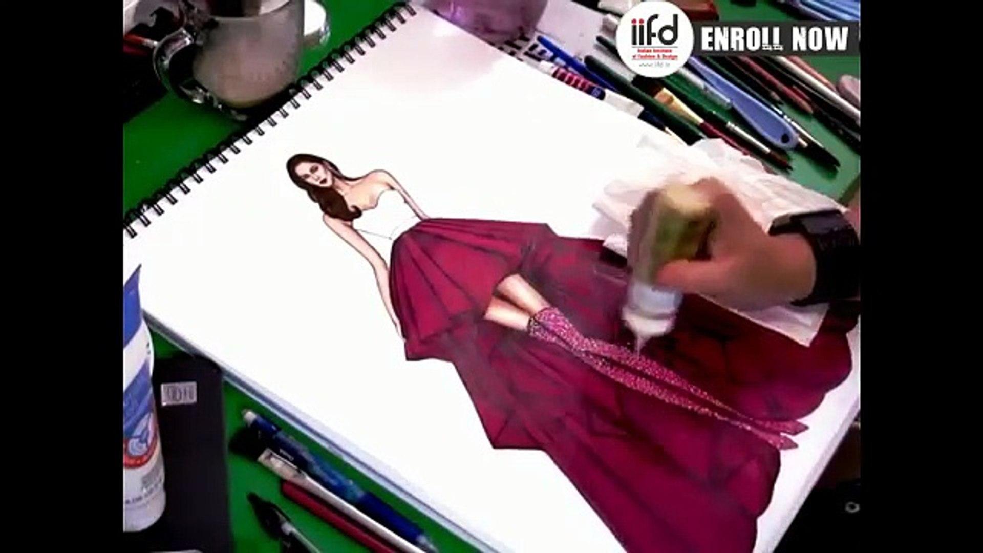Best Fashion Designing Institute In Chandigarh Mohali Punjab Iifd Video Dailymotion