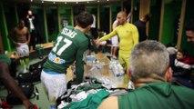 ASSE 2-0 Toulouse FC :  la joie des Verts