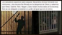 TODA LA PRIMERA MITAD DE LA TEMPORADA FILTRADA - The Walking Dead Temporada 7 (Spoilers posibles)