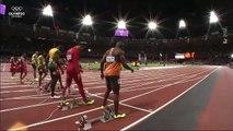 When Usain Bolt Matched Carl Lewis Achievement _ Throwback Th