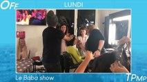 Le OFF de TPMP : Cyril Hanouna déchaîné dans les loges, Kelly Vedovelli se prend pour une coiffeuse (Exclu)