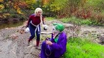 Frozen Elsa is DEAD! w  Spiderman Joker Rapuntzel Princess Toys Superhero Fun in real life IRL | Superheroes | Spiderman | Superman | Frozen Elsa | Joker