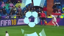 Pablo Fornals Goal HD - Real Madrid0-1Villarreal 13.01.2018