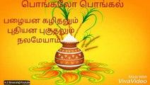 Pongal Wishes in Tamil - Pongal Wishes - Pongal 2018 - Pongal wishes 2018 - Pongal Whatsapp status