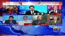 Aesay Hi Afsanay Sunatay Hain Logon Ko- Heated Debate BW Hassan Nisar & Imtiaz Alam