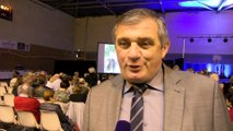 Roland Mouren, maire de Châteauneuf-les-Martigues