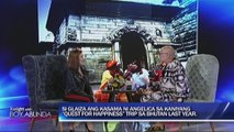TWBA: Angelica Panganiban talks about having real friends in the industry