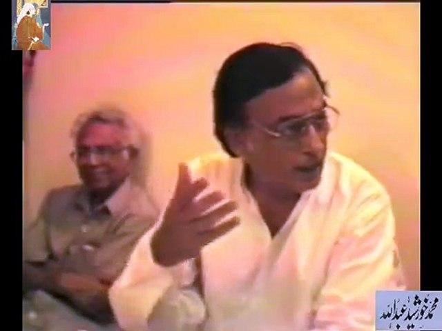 Naseer Turabi ki Awaz mein Ghazal دیا سا دل کے کےخرابے میں جل رہا ہے میاں