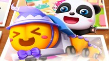 Baby Panda's Theme Party | Halloween Party, Beach Party | Gameplay Video | BabyBus Game