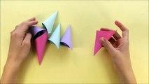 Blumen Basteln Mit Papier Basteln Mit Kindern Einfache
