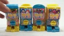 Kabaya JYU-C Color Ball Japanese Candy Dispensers