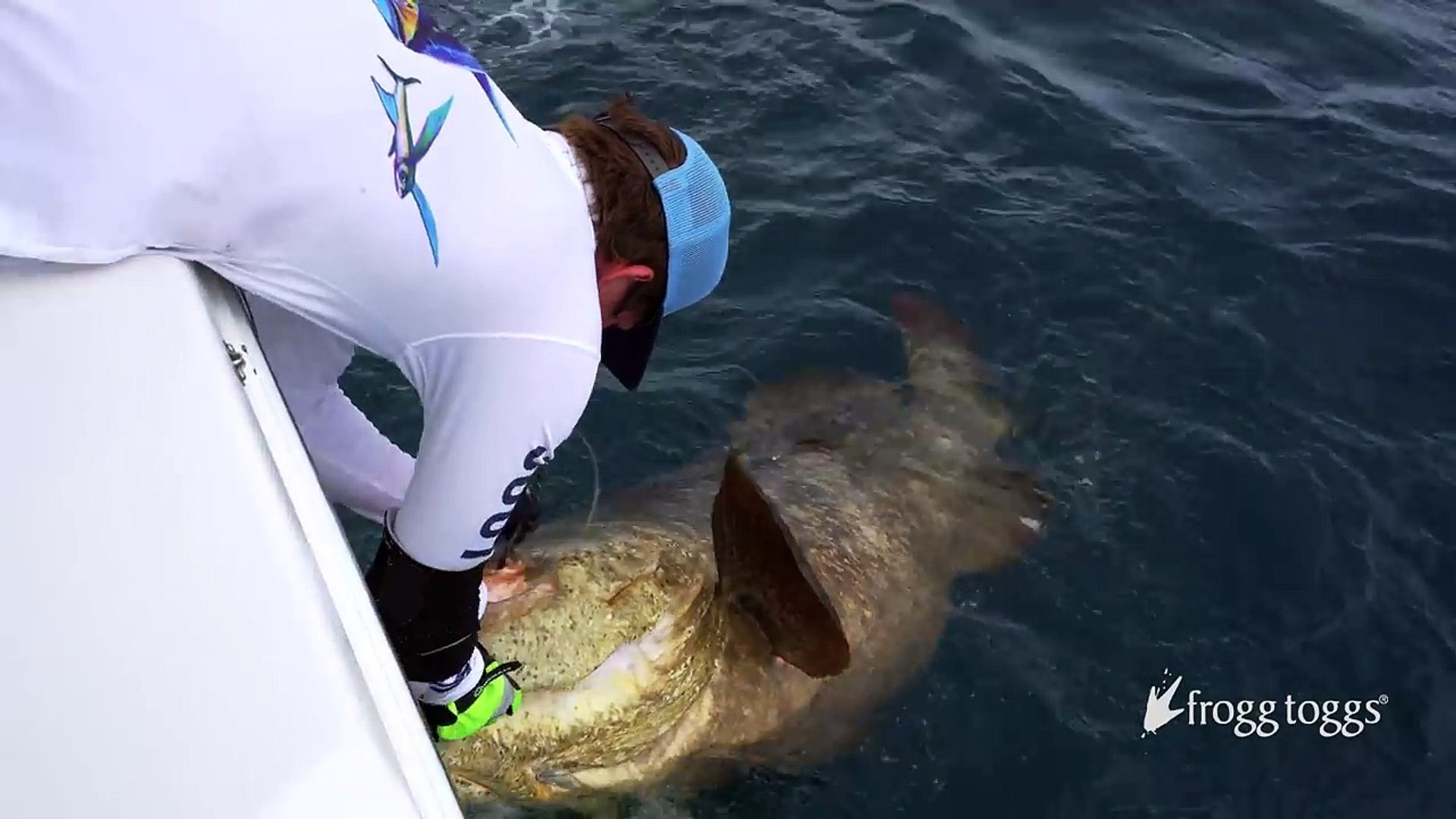 Fishing for Goliath Groupers with the Fish Bums