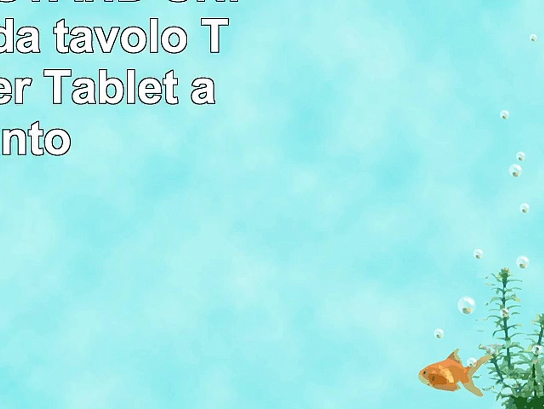 Vivanco TTSTAND UNI  Supporto da tavolo Tabtools per Tablet argento