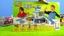 SUPER WINGS deutsch: JETT, DONNIE und mehr SUPER WINGS für Kinder | Kinder Spielzeug Kinderfilm