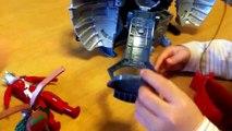ウルトラマン ウルトラエッグ 超絶変形 DXエッグベース 想像以上に遊べる! ULTRAMAN ULTRA HERO
