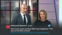 """This Was Not the Matt We Knew"": Katie Couric Opens Up About Matt Lauer"