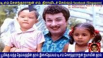 T M Soundararajan Legend GOLDEN VOICE IN THE WORLD BY THIRAVIDASELVAN  VOL  49  admk song 2