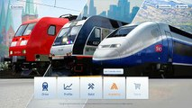 Train Simulator 2017 - Trem Elétrico Viagem de Lubeck para Hamburg