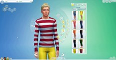 If Charers had Children in the Sims 4 - Hermione Granger & Draco Malfoy