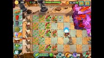 Plants vs. Zombies 2: Its About Time - Gameplay Walkthrough Part 408 - Intensive Carrot! (iOS)
