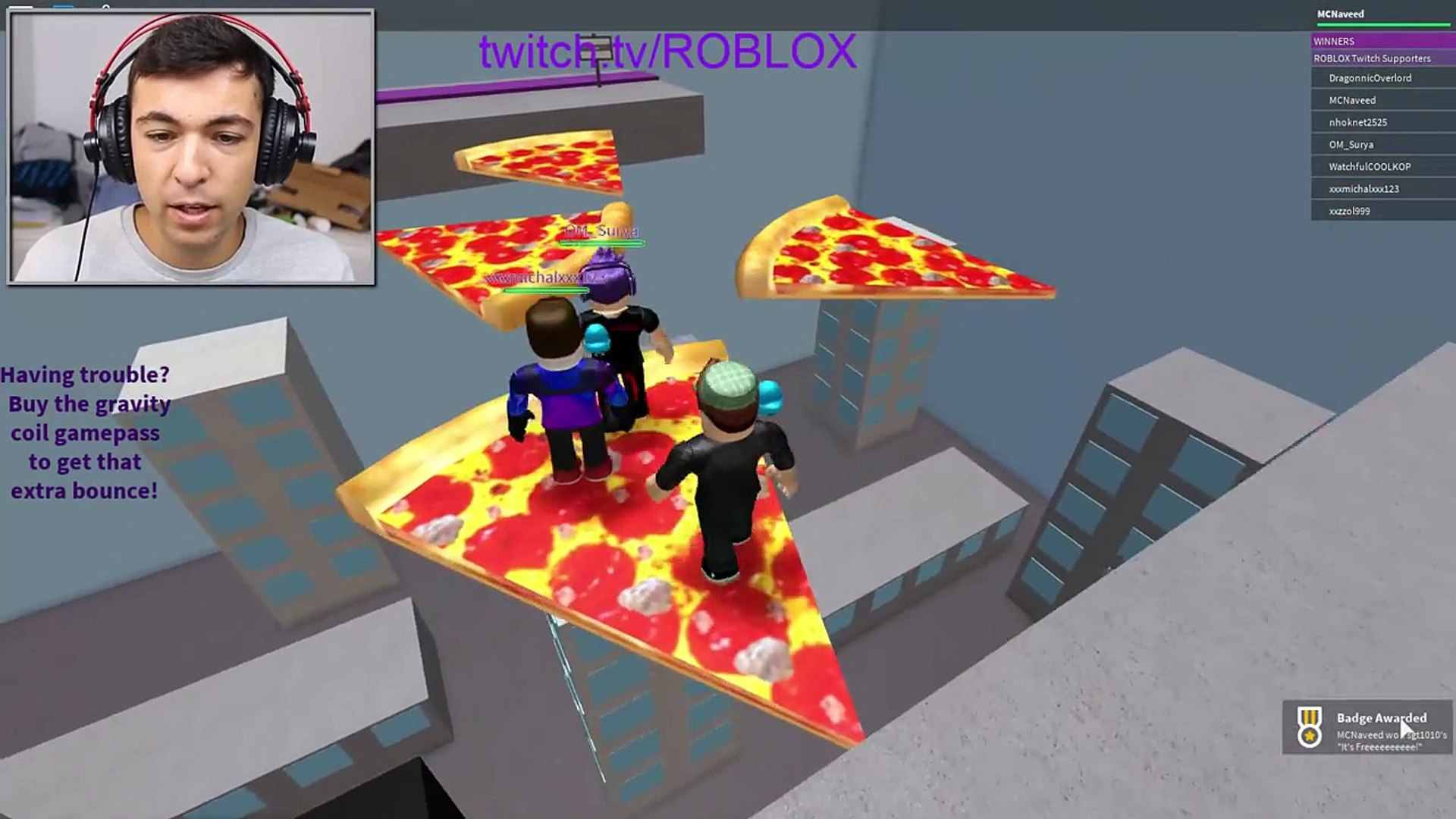 Roblox The Free Prize Giveaway Obby Get Free Robux Items Roblox - roblox the free prize giveaway obby get free robux items