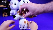 The Secret Life Of Pets Movie TY Doll Review TY Beanie Boos Toys Collection Video